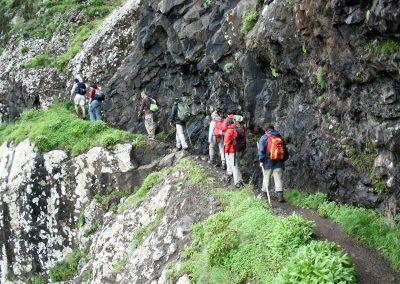 Walk Pico Areeiro - Pico Ruivo - Achadas do Teixeira