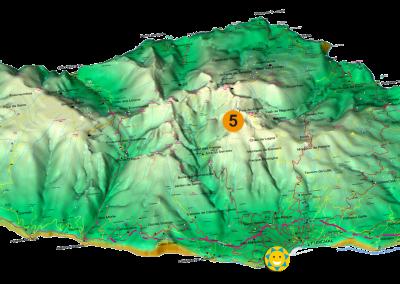 Levada Pico do Areeiro - Pico Ruivo - Achadas do Teixeira