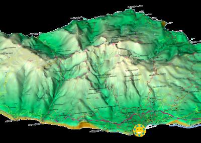 Levada Prazeres - Ponta do Pargo
